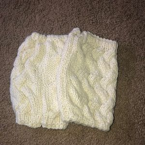Boot Toppers Leg Warmers